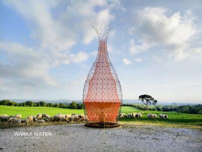 Warka Water - levando água potável às populações carentes