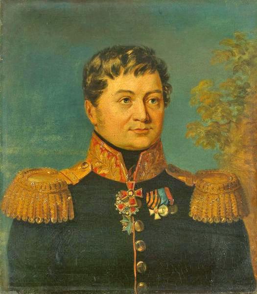 Комендант Севастополя Турчанинов