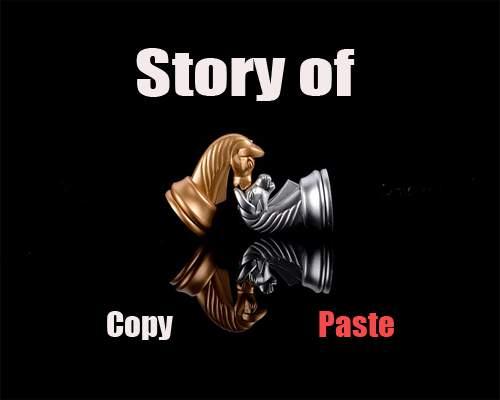 Kisah Seorang Blogger Copy Paste