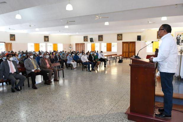 Director de los Comedores Económicos del Estado Dominicano promete inaugurar 20 nuevas sucursales antes de finalizar el año