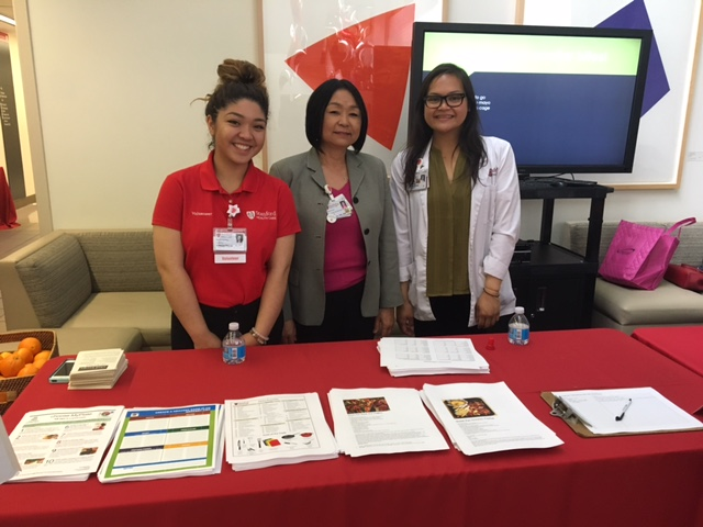 Sodexo at Stanford Health Care and Lucile Packard Children's