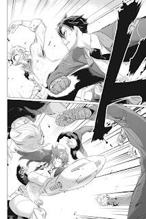 Reseña de Triage X vol. 14 de Shōji Satō - Ivréa
