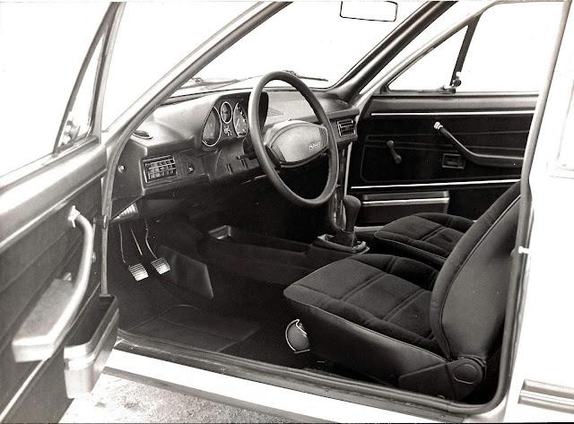 VW Passat LS 1982
