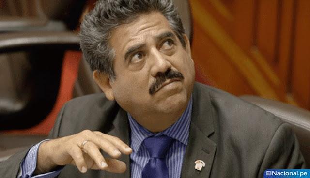 Manuel Merino de Lama desaforado del Congreso