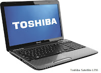 Toshiba Satellite L755 notebook