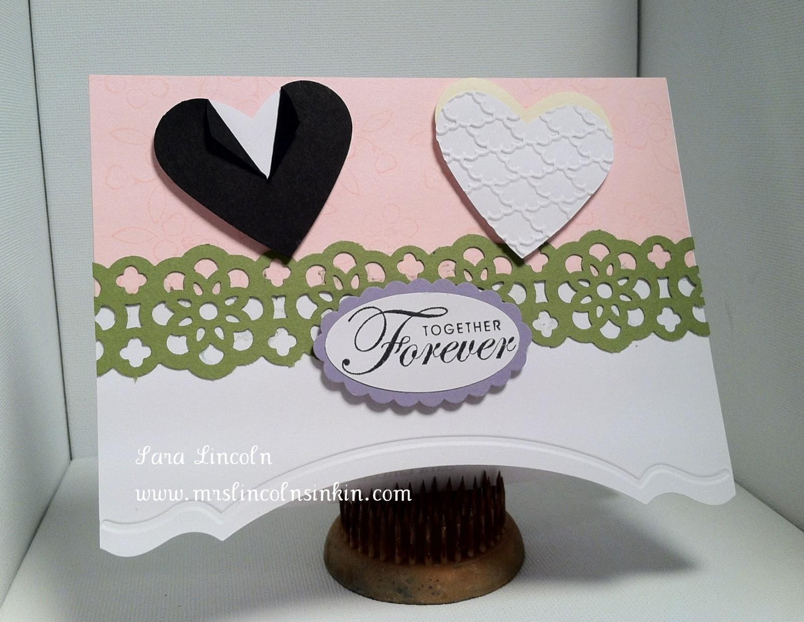 41st Wedding Anniversary Gift: Mrs. Lincoln's Inkin: May 2013