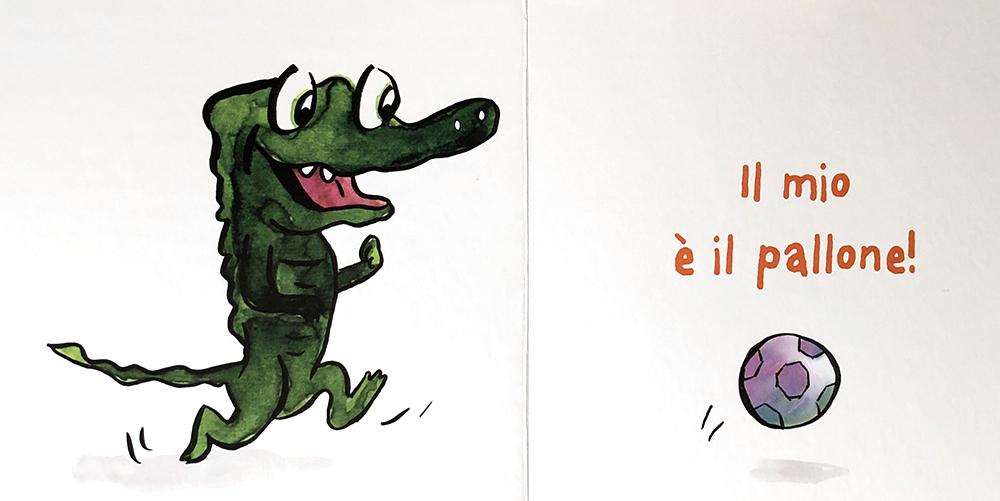 Croc croc mordicchia