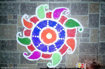Multidesign rangolis