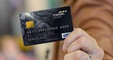 jenis kartu kredit bank mandiri beserta manfaatnya