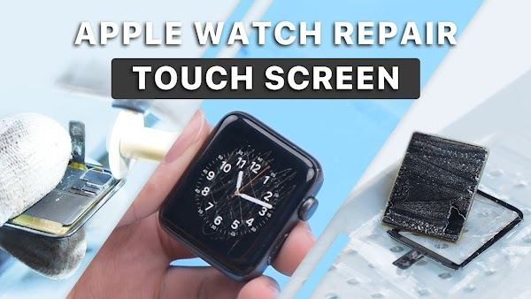 Apple Watch Series 3 42mm Touch Screen Repair - Glass Only Separation