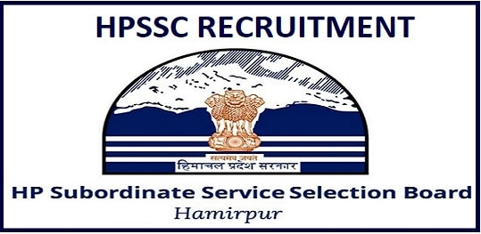 HPSSC TGT and Various Paramedical Post Recruitment 2020