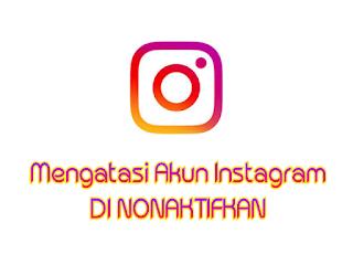 Cara ampuh untuk mengatasi akun instagram yang terkena nonaktif atau banned dengan hp xiaomi,vivo,samsung, iphone