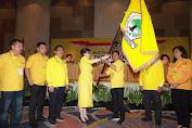 Tetty Paruntu Nahkodai Golkar Sulut 5 Tahun Kedepan