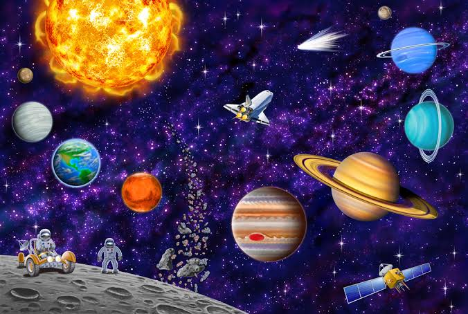 Solar System Painting Images Solar System Pics