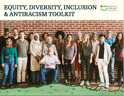 OLA EDI and Antiracism Toolkit Cover