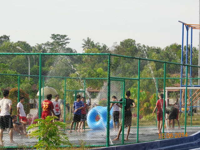 Boombara Waterpark Riau