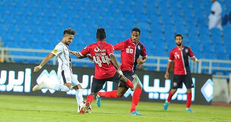 مشاهدة مباراة الرائد والوحدة بث مباشر اليوم 1-11-2019 في الدوري السعودي