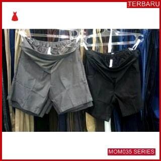 MOM035C13 Celana Hamil Hotpants Modis Mama Celanahamil Ibu Hamil