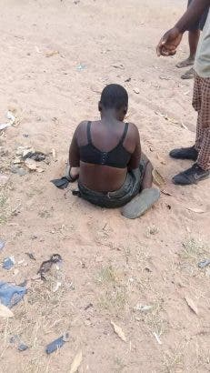 """13-year-old girl stripped naked and thrown into the street in Benue state by her Aunt"""