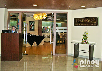 Restaurants in Baguio Tradisyon Restaurant Azalea Residences