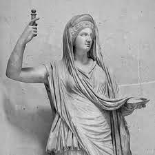 Dewi Maia dalam mitologi Romawi