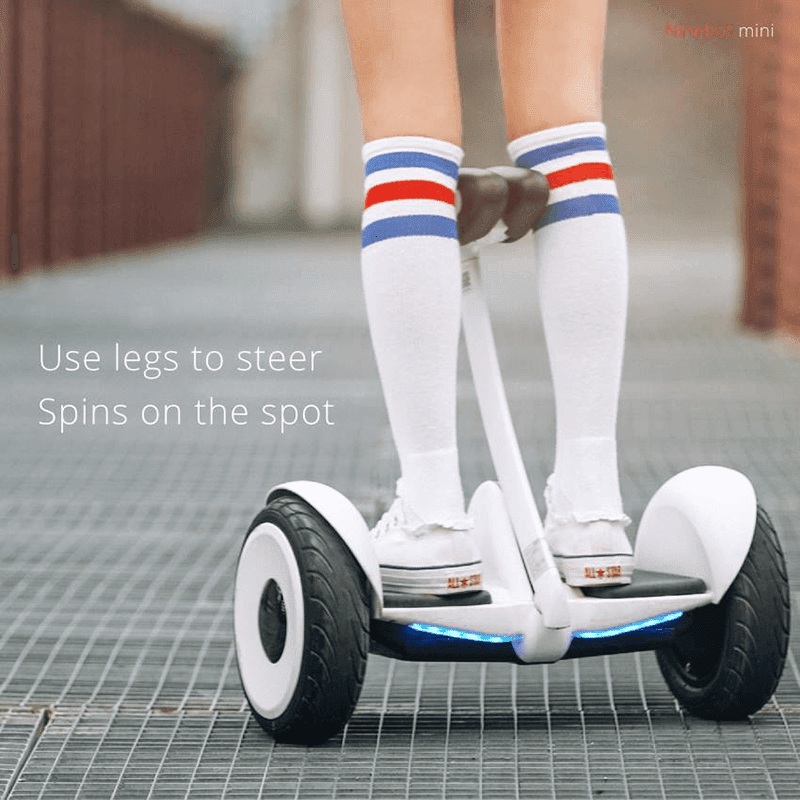Xiaomi Unveils Ninebot Mini, A Crazy Cool Affordable Segway For Just 14,500 Pesos!