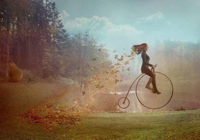 Фотограф и визуальный художник. Nikolina Petolas
