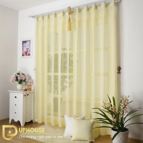 Phòng ngủ màu vàng nhạt 09