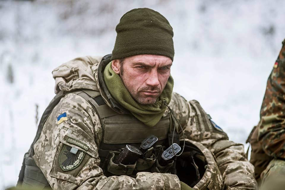 солдат 93 бригади