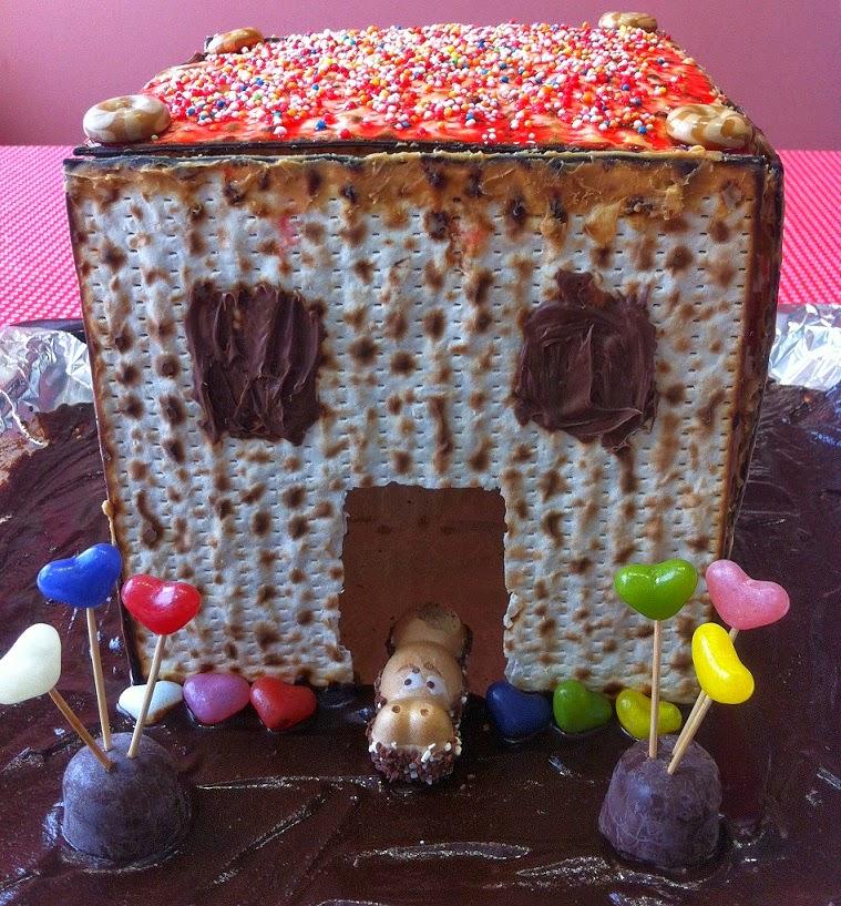 בית מצה וממתקים