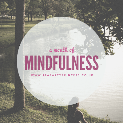 A Month of Mindfulness