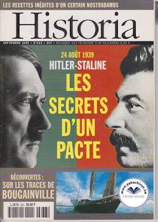 Hitler-Staline, les secrets d'un pacte