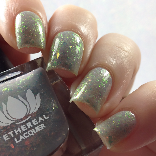 Ethereal Lacquer-Feather