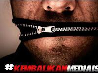 Hashtag #KembalikanMediaIslam Menjadi Tranding