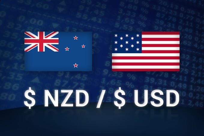 تقلبات على الدولار النيوزلندى تزامنا مع اسعار الفائدة والسياسه النقديه للمركزى النيوزلندى