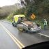 Acidente é registrado na BR 277 em Nova Laranjeiras