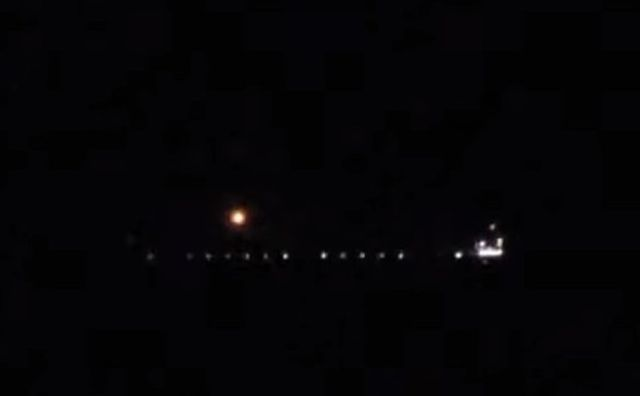 UFO News ~ Unexplainable UFO sighting leaves stargazers in awe plus MORE UFOs%2Blake%2BSuperior