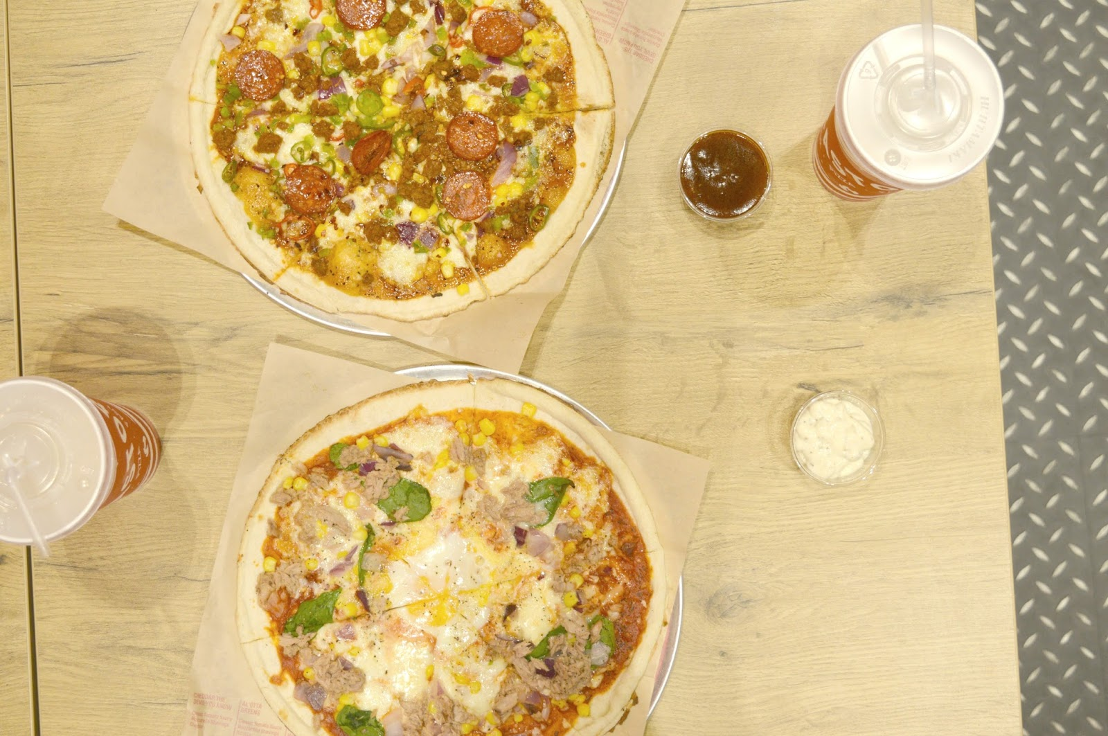 Intu Eldon Square: Grey's Quarter - PizzaStorm