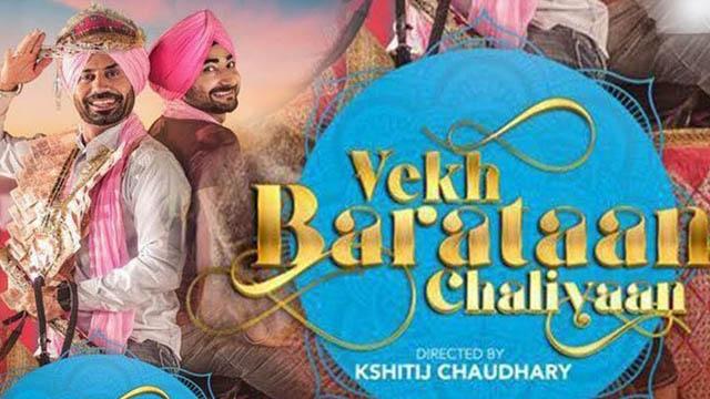 Vekh Baraatan Challiyan (2017) Punjabi Movie 720p BluRay Download