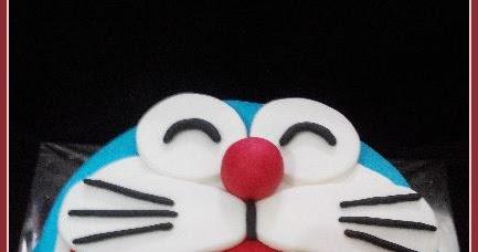 Gambar Kue Keren Ulang Tahun Tema Doraemon Kumpulan