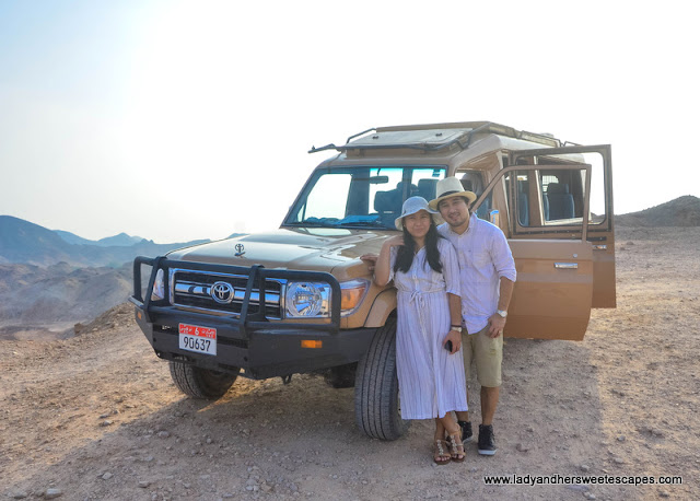 Nature and Wildlife Drive in Sir Bani Yas Island