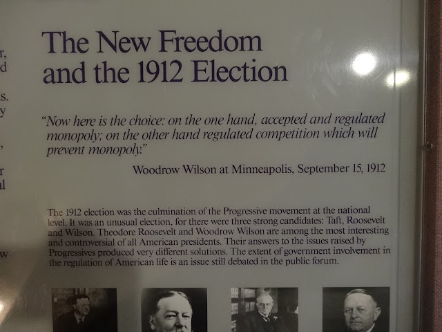 compare and contrast theodore roosevelt and woodrow wilson in 1912 election Topics in chronicling america - the presidential election of 1912: wilson vs roosevelt vs taft former president theodore roosevelt bolts the.