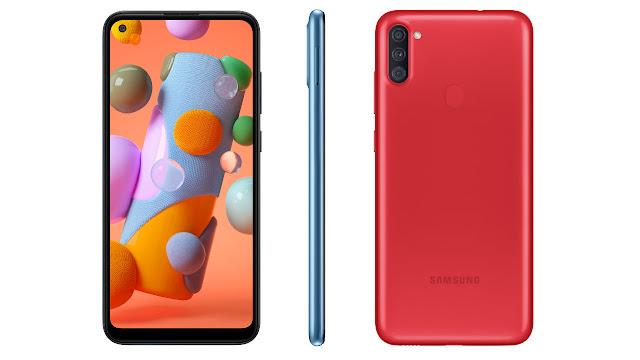 Samsung Galaxy A11 - Características, precio y ficha técnica