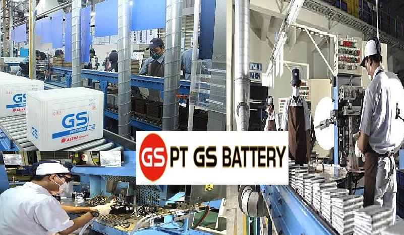 Loker Operator Produksi di Karawang PT.GS Battery Terbaru 2017