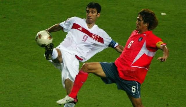 Hakan Sukur hanya cetak 1 gol, tapi rekor sepanjang sejarah Piala Dunia