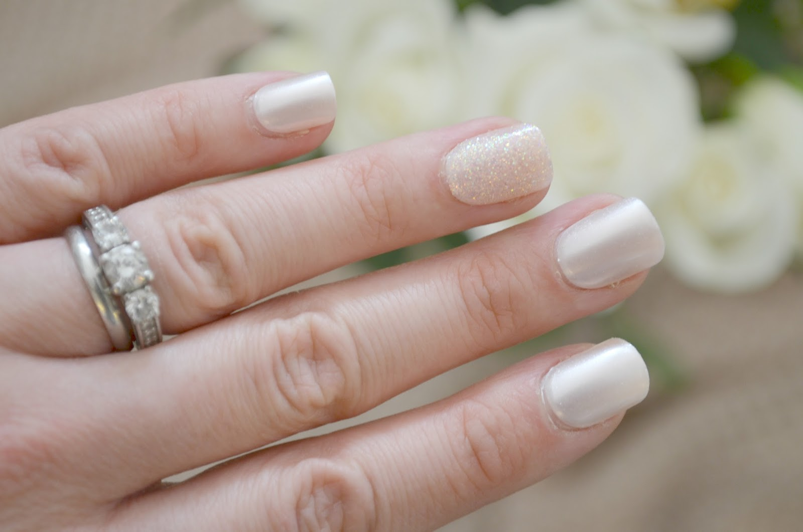 Mani Monday: Swept Away imPRESS Accent Press-On Manicure ...