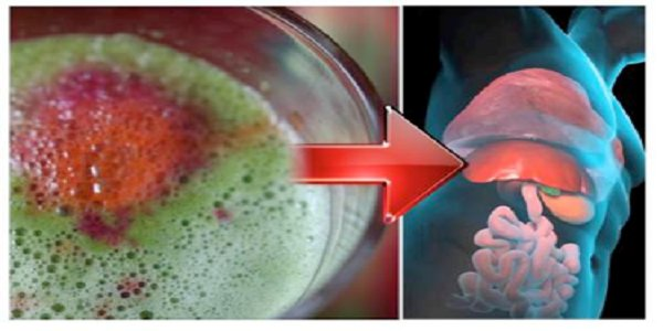 Regenerate Your Liver In 5 Days With This Amazing Recipe