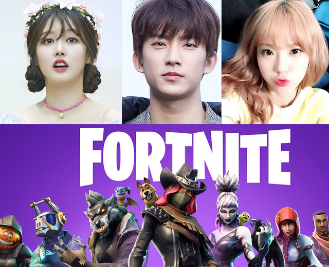 Fortnite Korea Open 2018