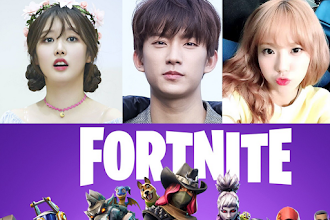 El Fortnite Korea Open 2018 se llena de idols