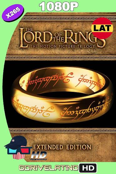 El Señor de los Anillos (2001-2003) EXTENDED BDRip 1080p x265 Latino-Ingles MKV